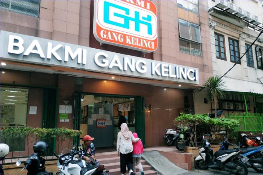 Bakmi Gang Kelinci Jakarta