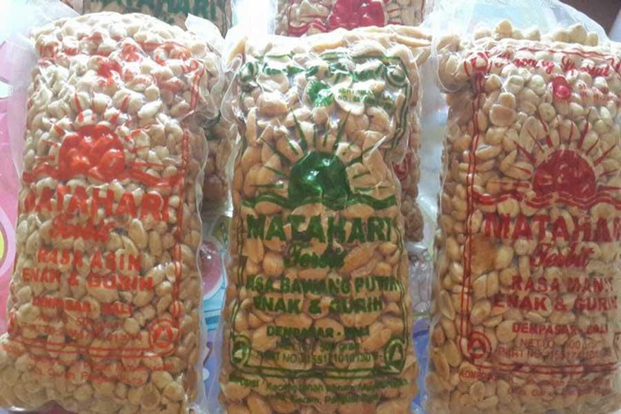 Kacang Cap Matahari