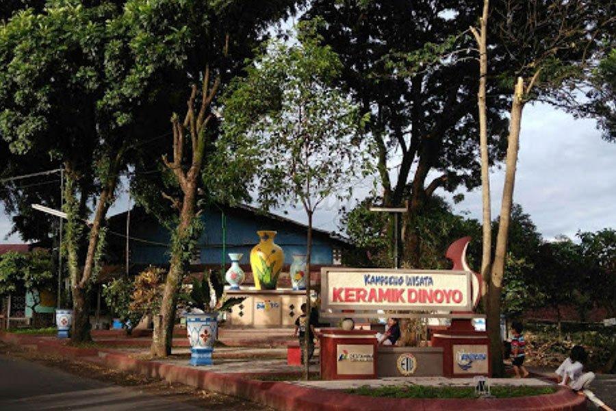 Keramik Dinoyo Kota Malang