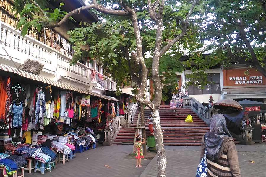 Pasar Suka Wati Bali