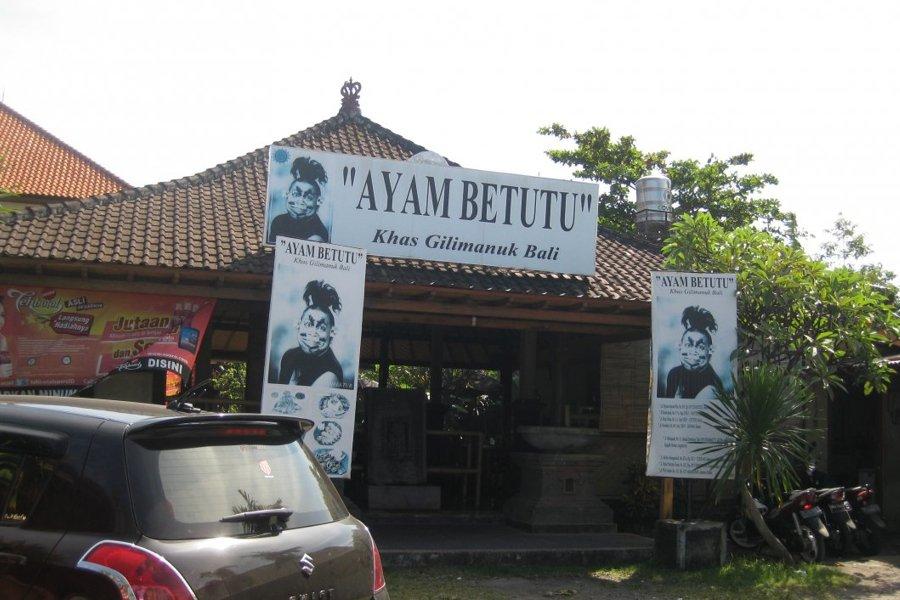 Ayam Betutu Gilimanuk Tempat Makan di Bali