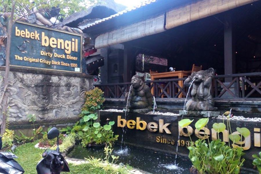 Bebek Bengil Ubul Bali