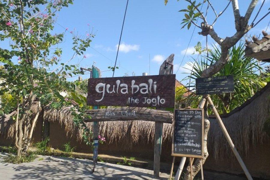 gula bali joglo Bali
