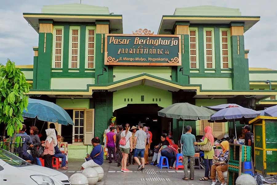 Pasar Bringinharjo
