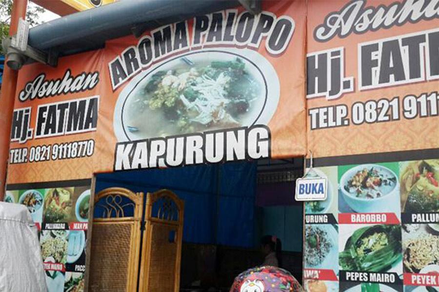 Aroma Palopo Tempat Makan di Makassar