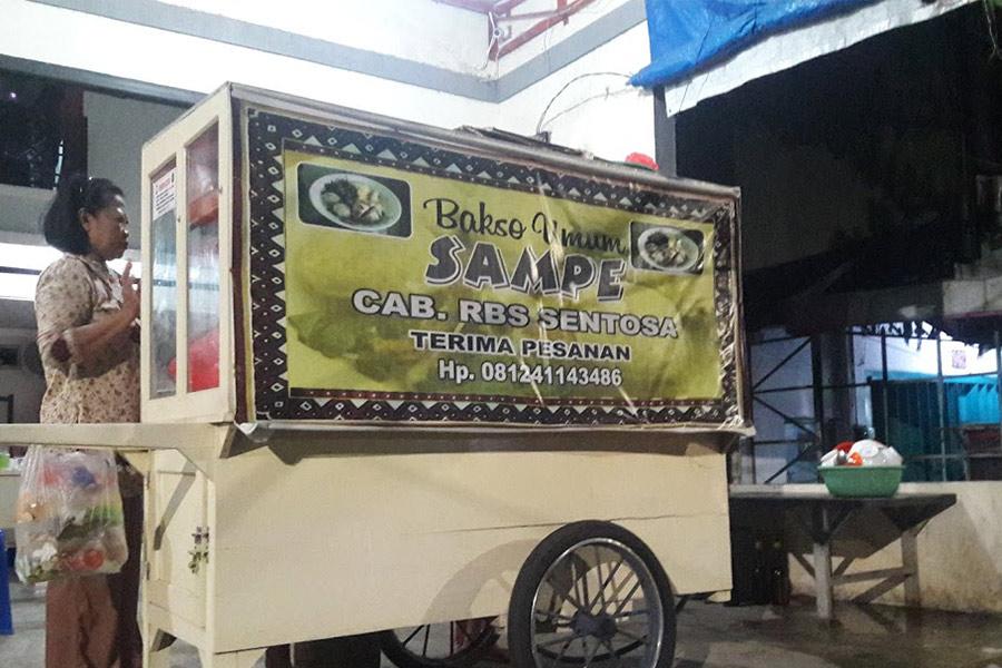 Bakso Sampe Makassar