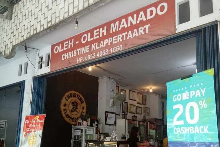 Christine Klappertart Manado