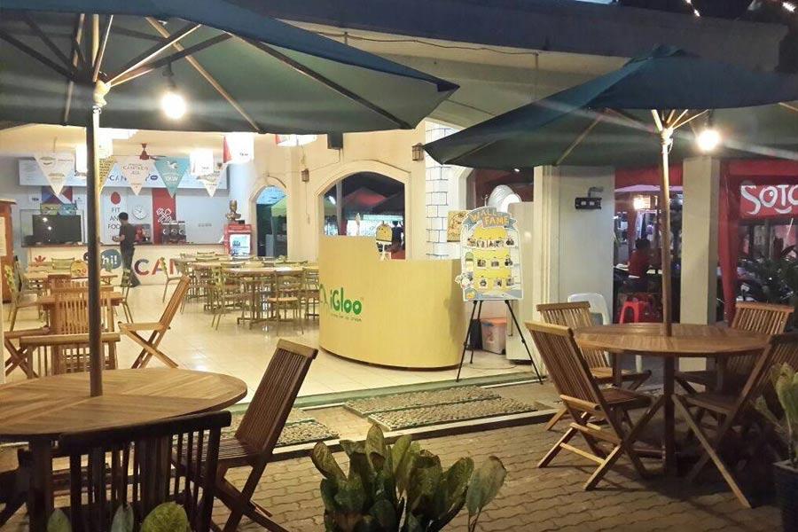 Igloo Ice Cream Bekasi