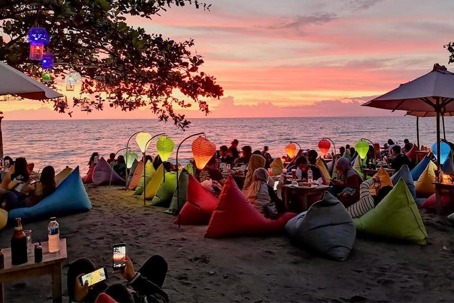 La Chill Bar Lombok