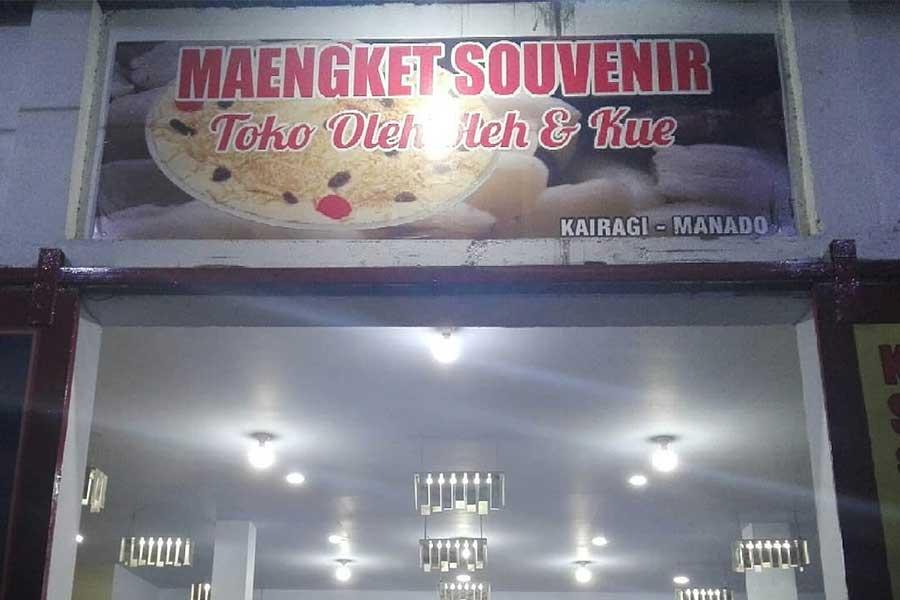 Maengket Souvenir Mando
