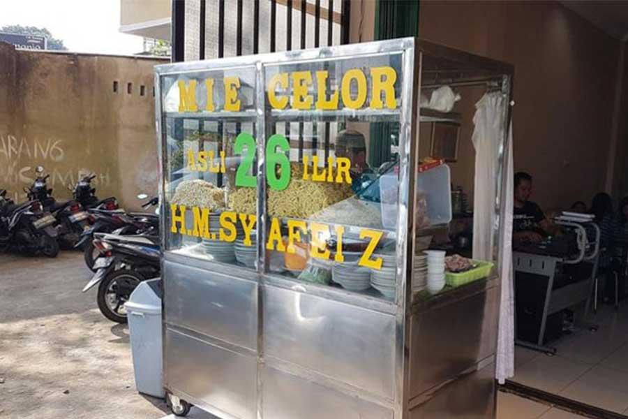 Mie Celor 26 Palembang