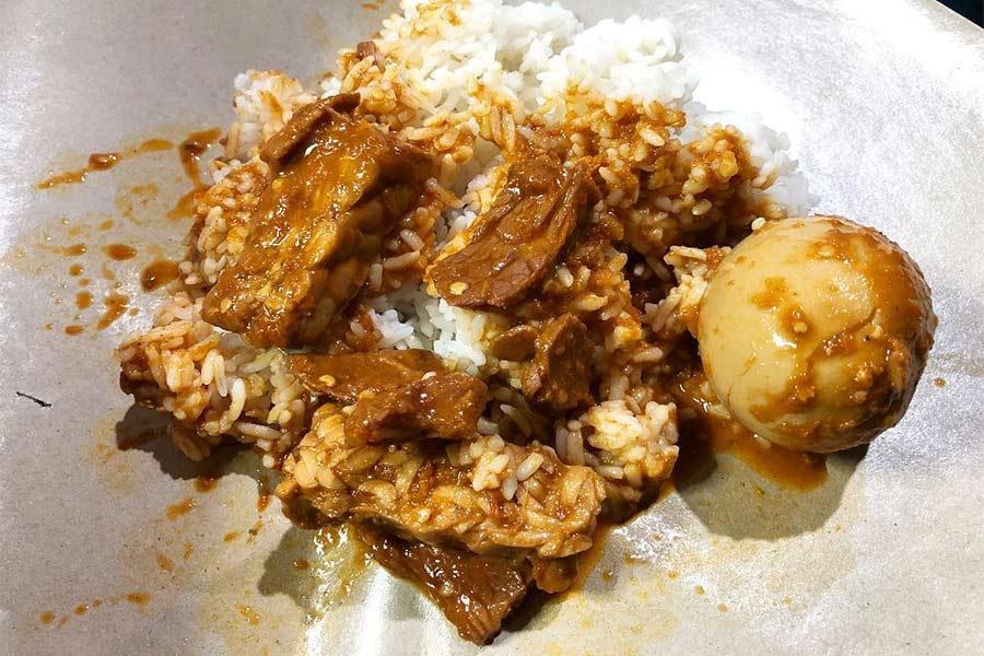Nasi Pengambon Bali Surabaya