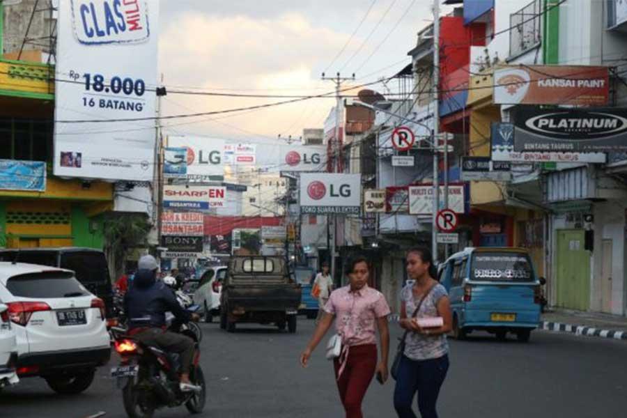 Pasar 45 Manado