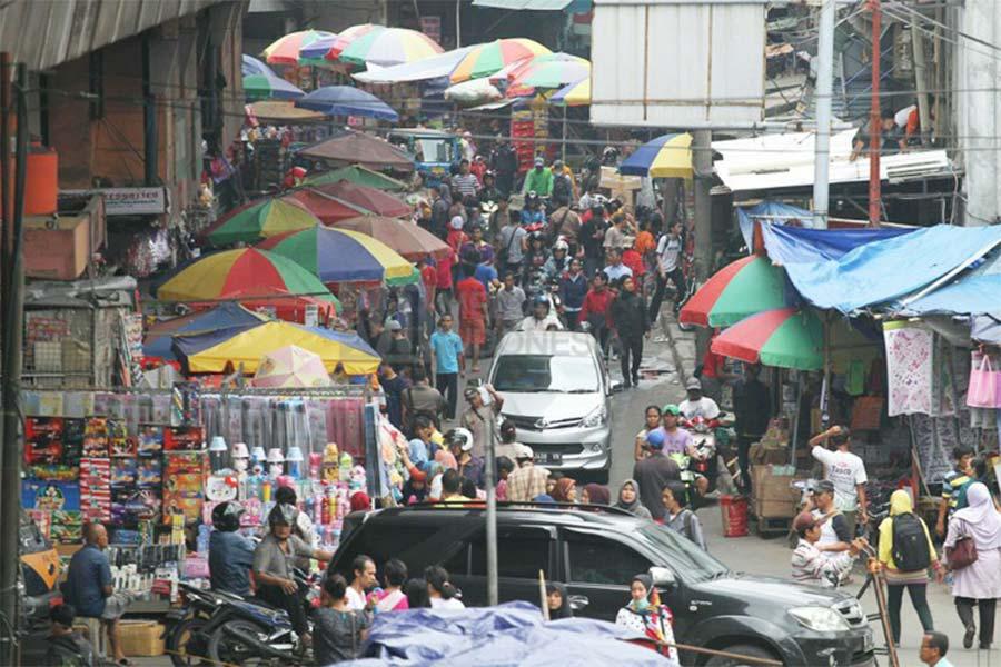 Pasar Asemka Jakarta