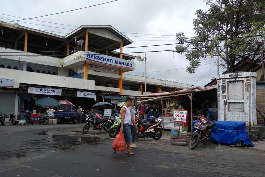 Pasar Bersehati Manado