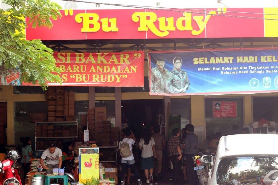 Sambal Bu Rudi  Surabaya