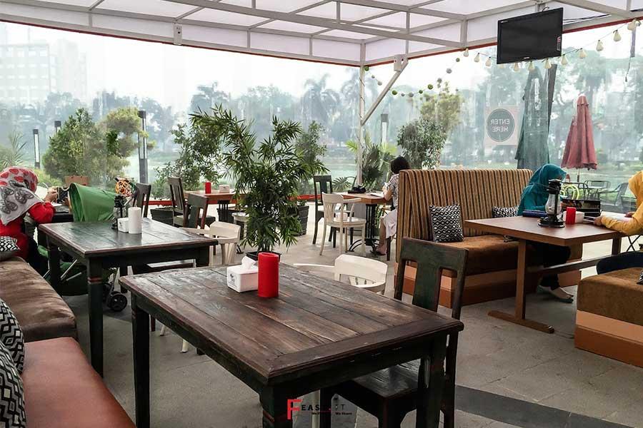Serendipity Cafe Tempat Makan di Palembang