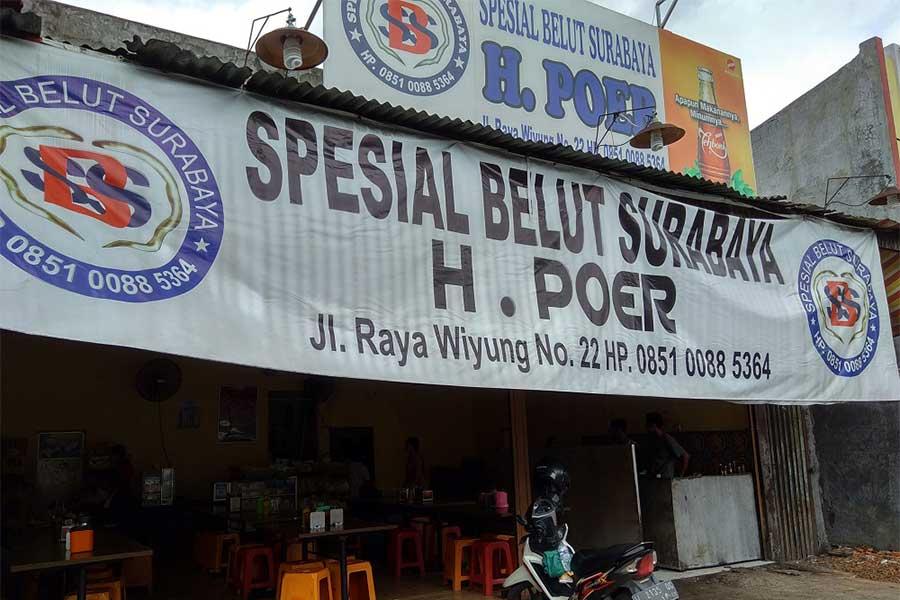 Spesial Belut Surabaya