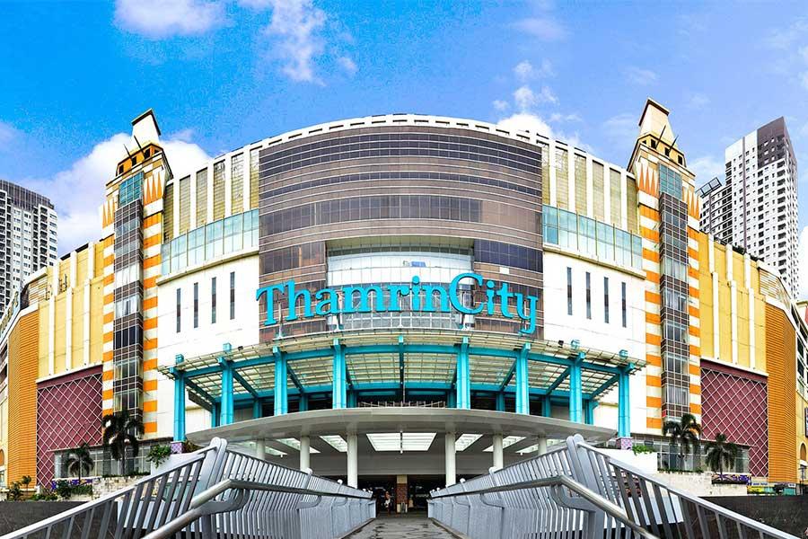 Thamrin City Mall Jakarta