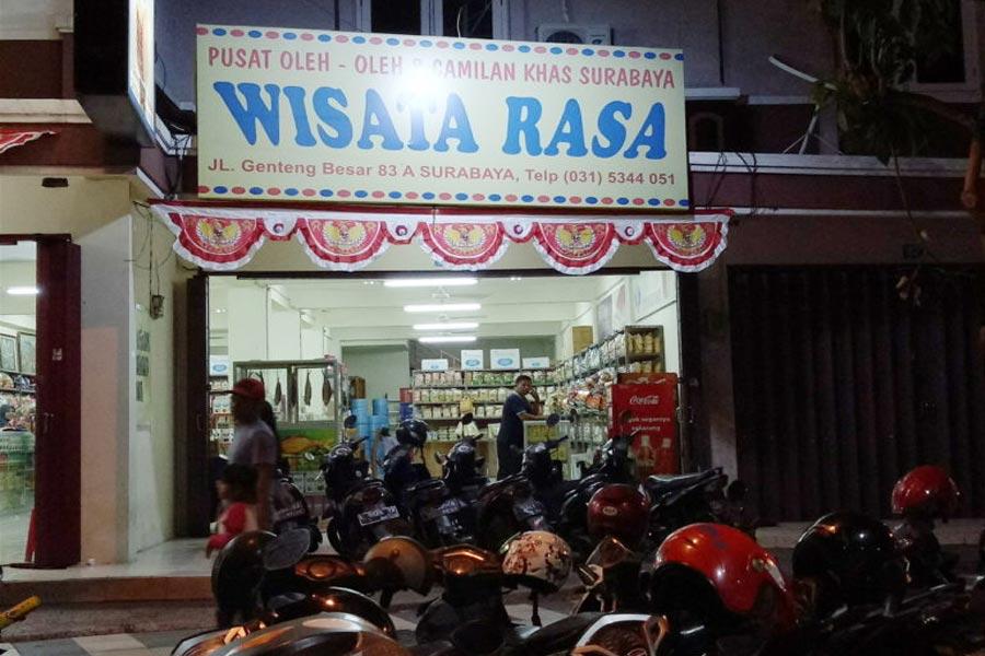 Wisata Rasa Surabaya
