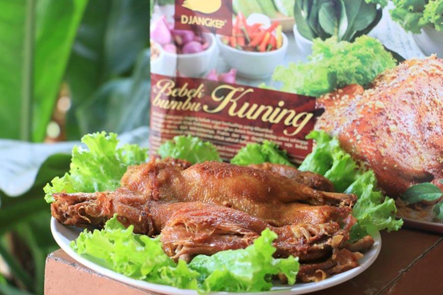 Bebek Djangkep Surabaya