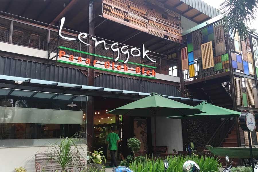 Lenggok Palembang
