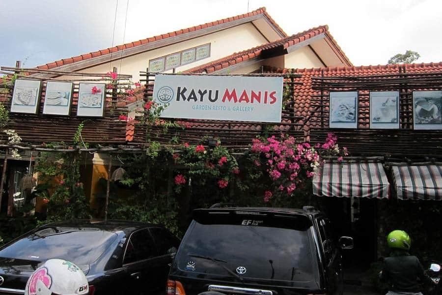 Kayu Manis Resto Pekanbaru
