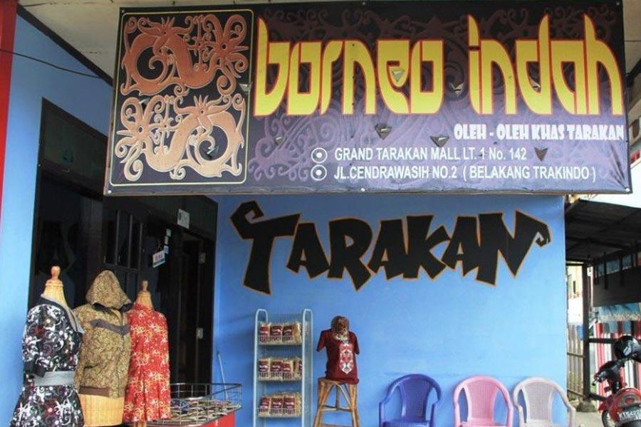 Oleh-Oleh Khas Tarakan Borneo Indah