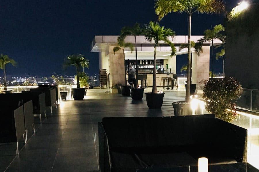 Sky Garden Lounge Pekanbaru