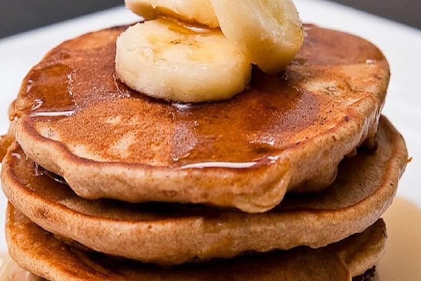menu takjil pancake kurma