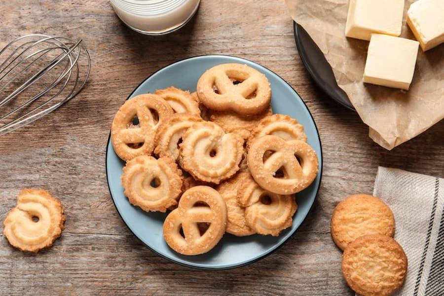 kue butter cookies