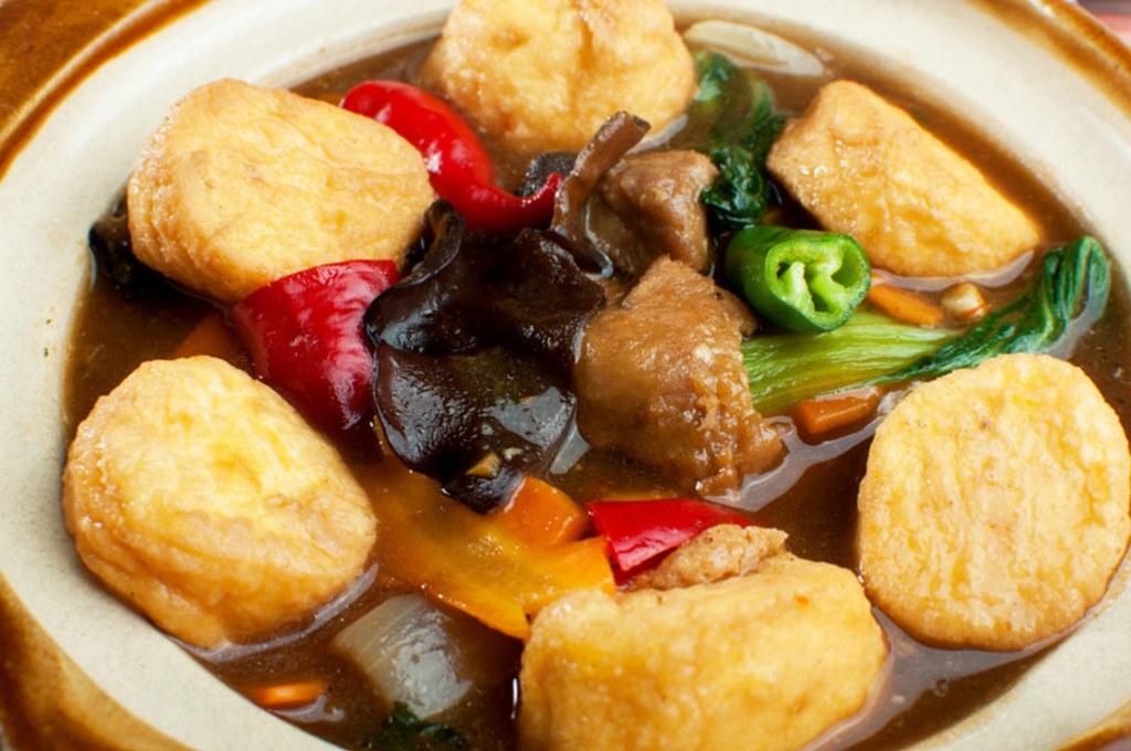 Resep Cara Membuat Sapo Tahu Seafood Ala Restoran Oriental